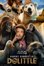 Dolittle 2020 HDRip